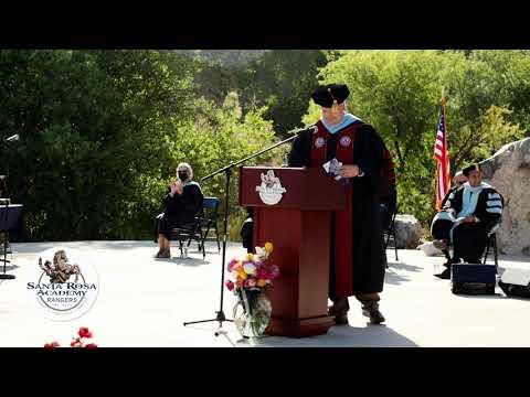 Santa Rosa Academy 2021 Graduation Ceremony