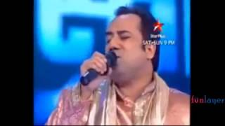 Deepika crying on Rahat Fateh Ali`s Song