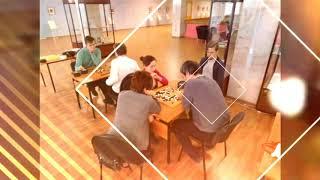 Играем в Го в Самарских библиотеках 2018