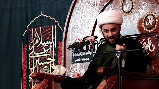 مجلس سماحة الشيخ الحسناوي بمناسبة شهادة الزهراء عليها السلام لهذه الليلة