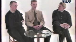 Олег Гаркуша берет интервью у Котырева и Зеленова (Люди Лопеса)