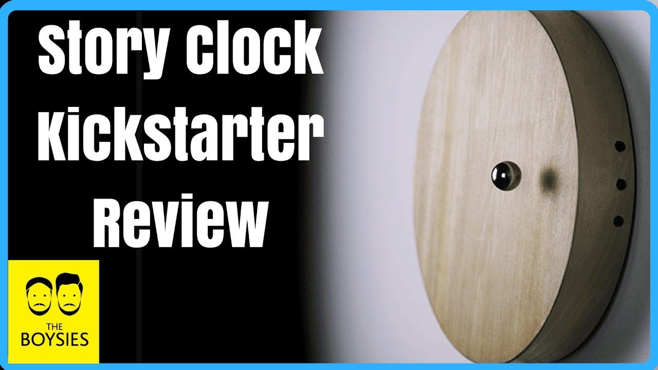Futuristic Clock Episode 29 Story Levitating Timepiece A Kickstarter Video