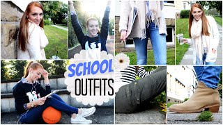 OUTFITS für die SCHULE HERBST 2014 | LaurenCocoXO Thumbnail