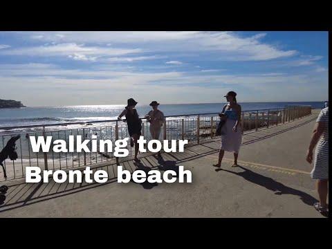 SYDNEY WALKING TOUR 🇦🇺 TO BRONTE BEACH☀️