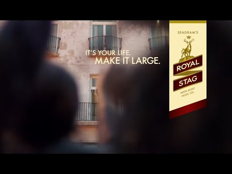 Ranveer Singh stars in Royal Stag's all new TV commercial