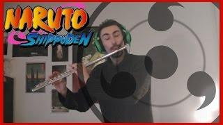 Naruto Shippuden - Guren - Flute Cover