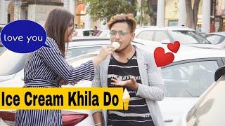 Ice Cream🍦🍦 Khila Do Prank || Ajay Dingra Prank || New prank video || prank 2019