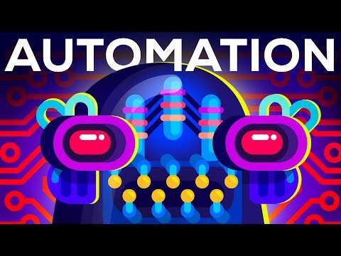 The Rise of the Machines  Why Automation is Different this Time