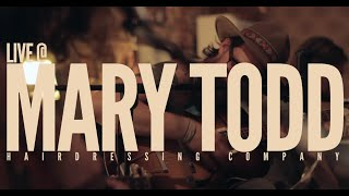 "Radio Birds ""Long Way Down"" Live @ Mary Todd Hairdressing Co"