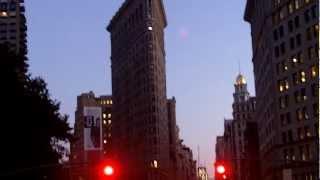 Flatiron district, New York City