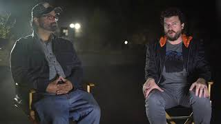 Halloween Soundbites Danny McBride & Jeff Fradley - Writers