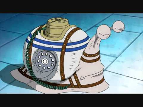 Luffy Rings The Ox Bell Episode