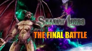THE FINAL BATTLE - Shadow Lords Finale (Killer Instinct 2016)
