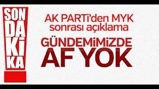 Af Yok (Son Dakika)