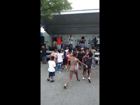"""Party with the kid's at""""Potomac gardens day"""""""