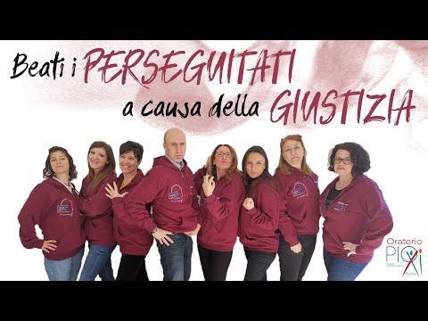 ICPio4 - Beati I Perseguitati A Causa Della Giustizia
