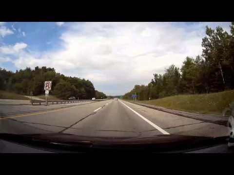 Day 25 Meredith (New Hampshire) to Bangor (Maine)