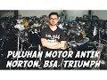 Garasi Rahasia Motor Antik Di Bandung - #vlog 248