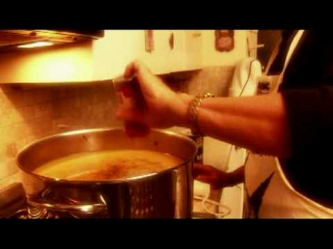 Cooking with the Rennards: Chicken Soup for a Cold