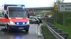 Frankenberg: Drei Tote bei schwerem Verkehrsunfall.mpg