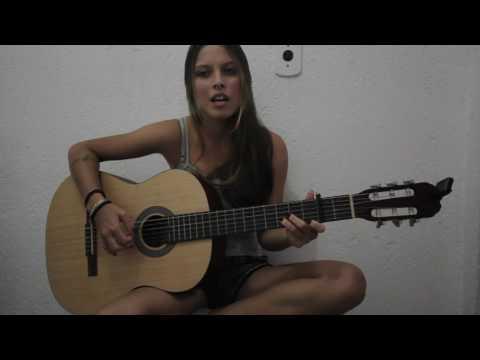 Trem Bala - Ana Vilela Cover Gabriela Martins