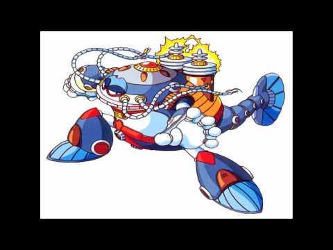 Megaman X3 : Volt Catfish - Mashup
