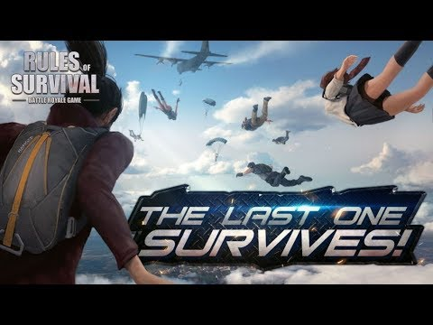 ROS - OpenGL 4.1 Error Of RULES OF SURVIVAL on Intel Graphics Card