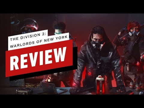 The Division 2: Warlords Of New York Review