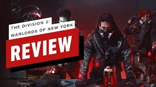 The Division 2: Warlords of New York Review (Video Game Video Review)