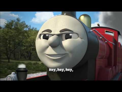 Thomas y sus Amigos- Karaoke La Gran Carrera