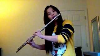 Naruto - The Raising Fighting Spirit (flute cover)