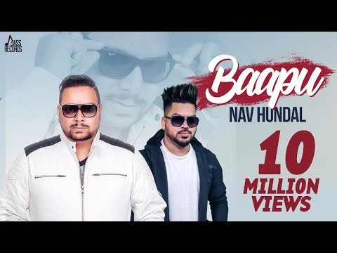 Baapu | (Full HD) | Nav Hundal Ft. Jatinder Jeetu | New Songs 2018 | Latest  Songs 2018