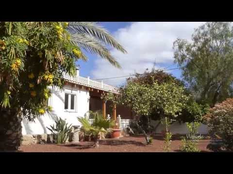 PRICE REDUCED 2 Bedroom Bungalow For Sale in Cabo Blanco, Tenerife. €220