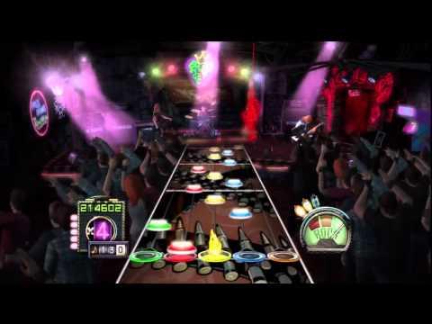Guitar Hero 3  All Bosses 5 Stars  Expert Guitar 60 FPS