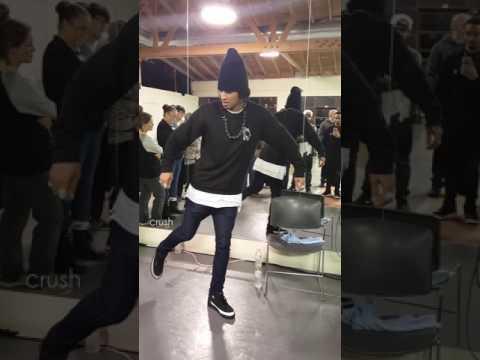 Les Twins Larry - Justin Timberlake  TKO