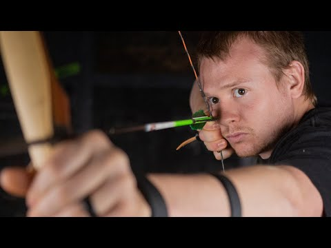 How To: SHOOT A TRADITIONAL BOW & ARROW For The First Time {Beginners Guide}