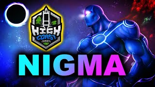 NIGMA vs HIGH COAST - DPC EU 2021 WINTER LEAGUE - DREAMLEAGUE S14 DOTA 2