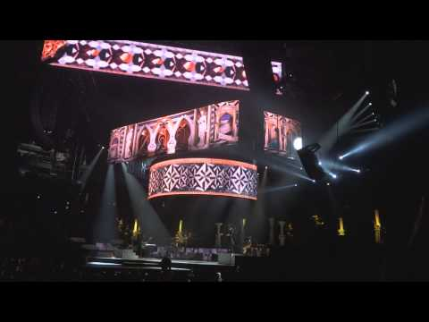 Rihanna - Mother Mary / Phresh Out the Runway, Diamonds Tour Prudential Center, Newark NJ 4/2/13
