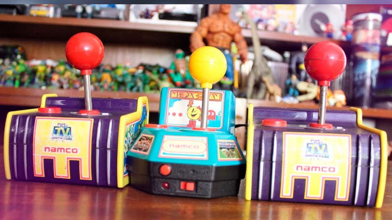 Namco Plug and Play TV Games Pac-Man