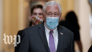 Will latest coronavirus relief deal pass before Election Day? Rep. Steny Hoyer weighs in.