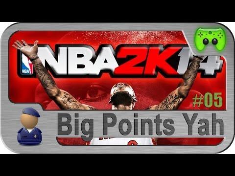 NBA 2K14 (05): Big Points Yah