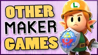 Gambar cover What If Nintendo Made Other 'Maker' Games?