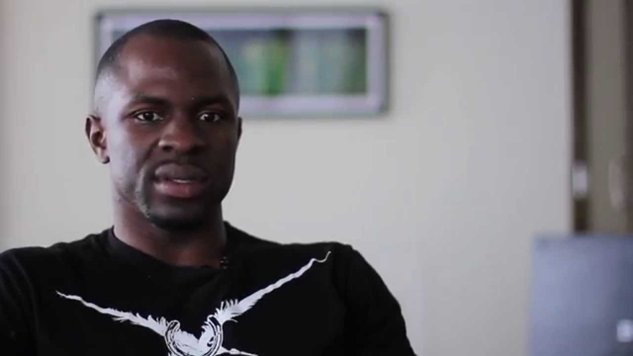 Gbenga Akinnagbe - How I Got Into The Wire (@AmaruDonTV) - YouTube