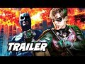 Titans Trailer - Batman Robin Origins and Team Powers Explained