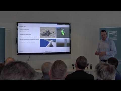 Droner Offshore - Siemens Wind Power