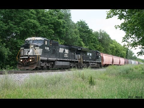Trains around the Twin Cities #10, BN Cascade, SOO 6027, Northstar and Warbonnets