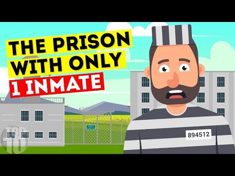 The Woody Show - Why This Prison Has Only 1 Inmate
