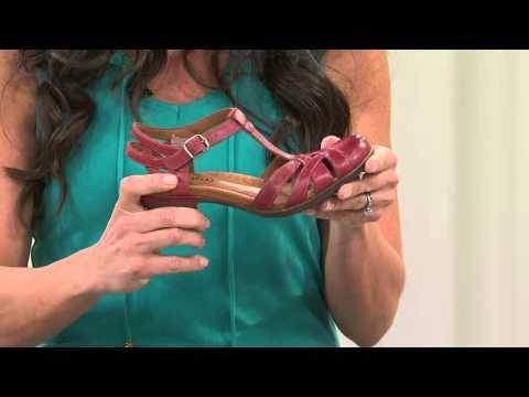 Cobb Hill by New Balance Closed Toe Sandals Aubrey with Jennifer Coffey