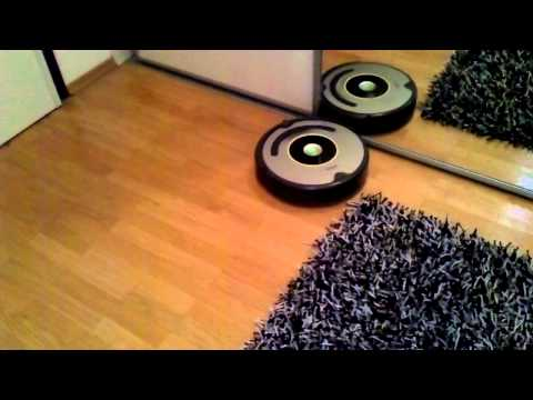 Irobot roomba 630 cleaning