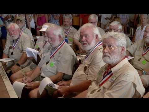 2017 Hemingway Look-Alike Contest Preliminary Round in Key West
